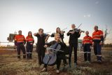 Queensland Symphony Orchestra to continue visiting regional Queensland thanks to Australia Pacific LNG